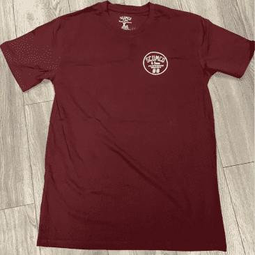 Scumco & Sons Tee Red