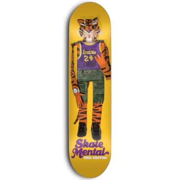 Skate Mental Koston Tiger Skateboard Deck 8.125""