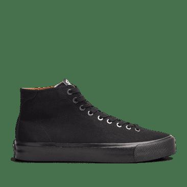 Last Resort AB VM001 Canvas Hi Shoes - Black / Black