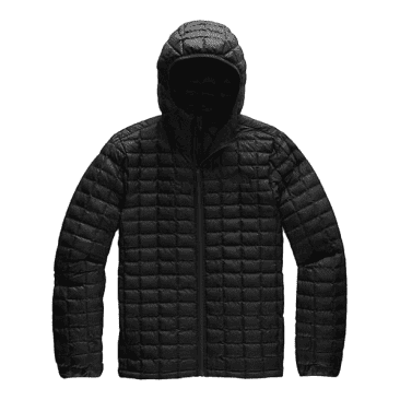 The North Face ThermoBall Eco Hoody   Black