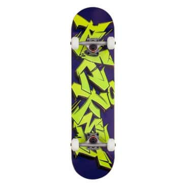 Rocket Complete Skateboard Drips 8""
