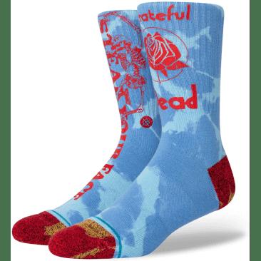 Stance - Sunshine Day Dream Socks (Greatful Dead)