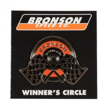 Bronson Winners Circle Lapel Pin