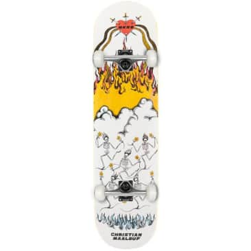 """WKND - Christian Maalouf - Running With The Daises - Complete Skateboard - 8"""""""