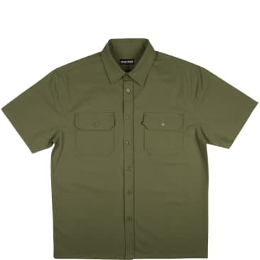 Pass~Port Workers Shirt - Olive