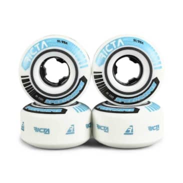 Ricta - Speed Rings Slim 99a Wheels (51mm)