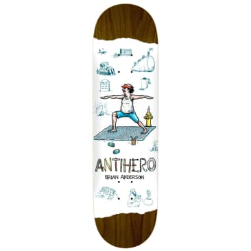 """Anti Hero - Anderson Recycling Deck (8.5"""")"""