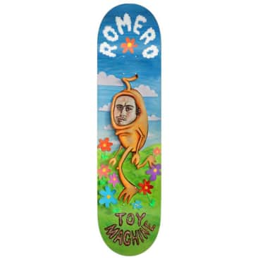 "Toy Machine - Leo Romero RoyRock Deck (8.25"")"