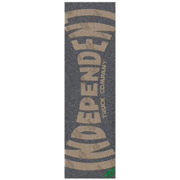 MOB Independent Span Skateboard Griptape - Clear