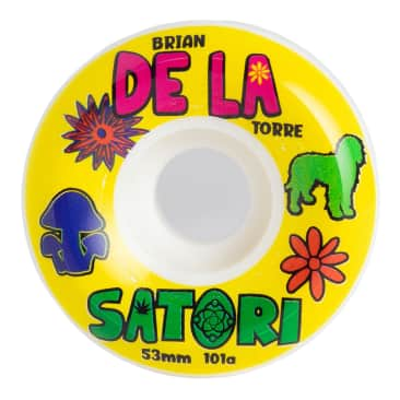 Satori Wheels Satori DeLa Conical Wheels 101a 53mm