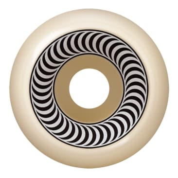 SPITFIRE WHEELS OG CLASSIC 54MM 99A - WHITE/SILVER