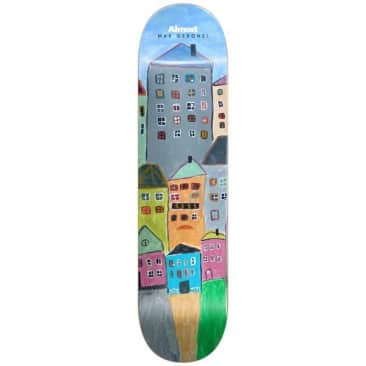 Almost Max Places R7 Skateboard Deck 8.5