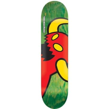 """Toy Machine Vice Monster Deck 8.13"""" (Green Stain)"""