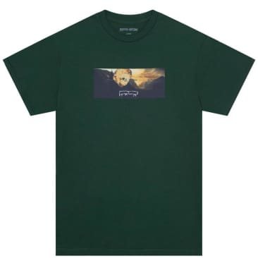 Fucking Awesome Explosion T-Shirt - Green