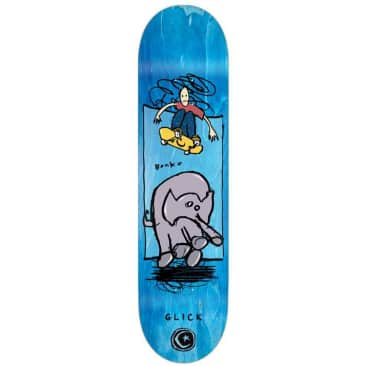 Foundation Glick Elephant Deck - (8.5)