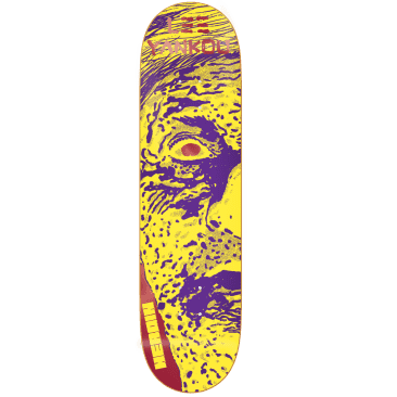 "Heroin | 8.25"" Lee Yankou – Giallo Deck"