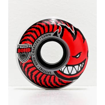 Spitfire 80HD Classic Charger Wheels - (58mm)