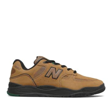 New Balance Numeric Tiago 1010 Shoes - Brown / Green