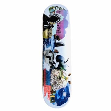 """RELIEF COLLAGE DECK 8.5"""""""