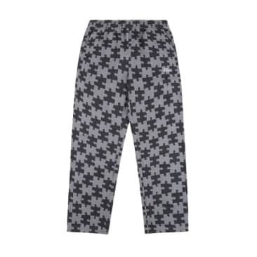 Dime Puzzle Twill Pants - (Charcoal)
