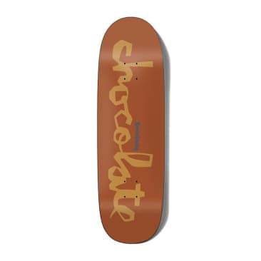 "Chocolate Tershy OG Chunk 9.25"" Deck"