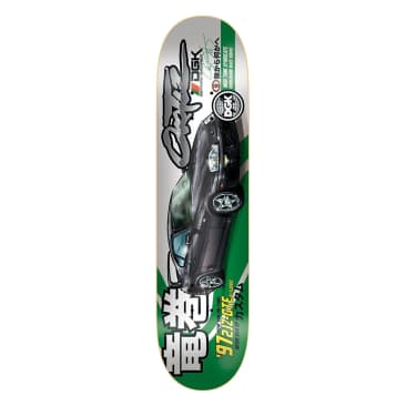 """DGK Tuner Ortiz Skateboard Deck - 8.1"""""""