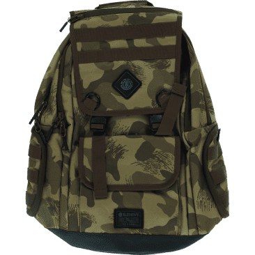 Element Cypress Recruit Backpack - Brown Camo