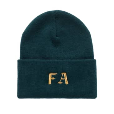 Fucking Awesome Children Of A Lesser God Beanie - Forest Green