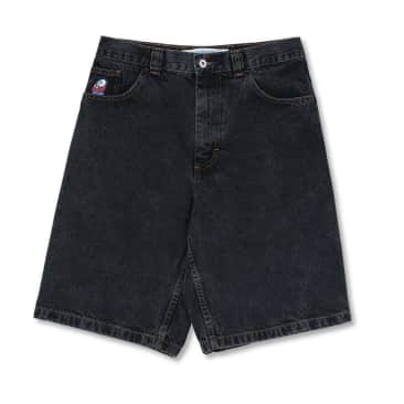 Polar Skate Co Big Boy Shorts - Washed Black