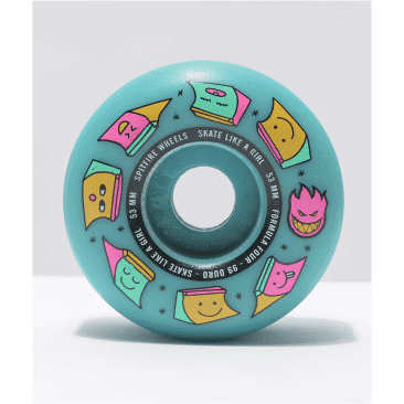 Spitfire - 99 Formula 4 Radial Skate Like A Girl Wheels (53mm)