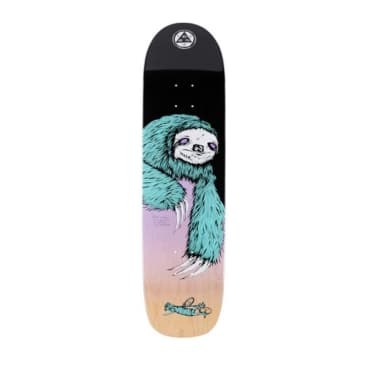 """Welcome Sloth On Son Of Planchette 8.38"""" Deck"""