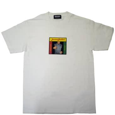 Brixton's Baddest Series IV Fully Bad T-Shirt - White
