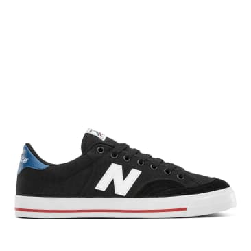 New Balance Numeric 212 Shoes - Black / Blue
