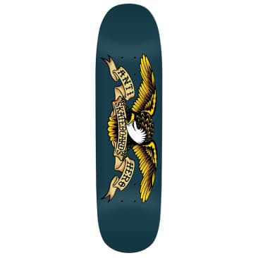 Anti Hero Shaped Eagle Blue Meanie Deck 8.75""