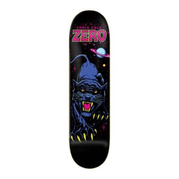"Zero Cole Black Panther 8.0"" Deck"