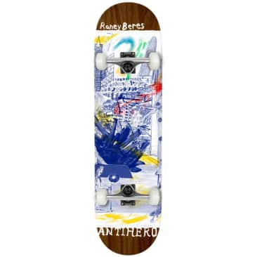 Anti Hero - Beres SF Then And Now - Complete Skateboard - 8.12''