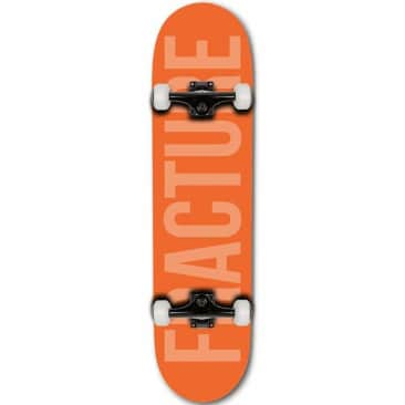 """Fracture Fade Complete Skateboard - 8.0"""""""