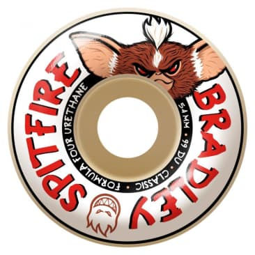 Spitfire Formula Four Wheels Bradley Before Midnight Classic 99 54mm (Pack of 4)
