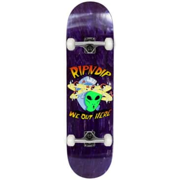 Rip N Dip - Out Of This World - Complete Skateboard - 8.0''