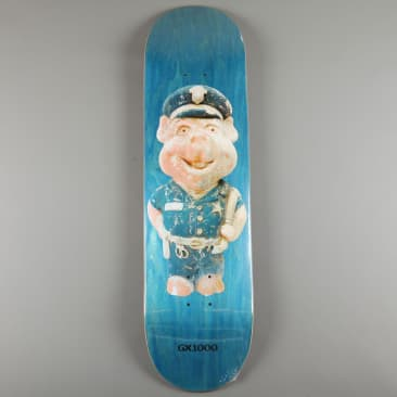 "GX1000 'Pig - One' 8.375"" Deck (Blue Stain)"