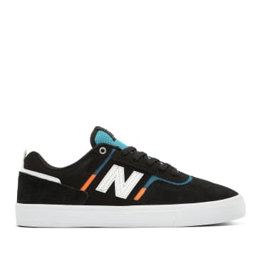 New Balance Numeric 306 Shoes - Black / Orange