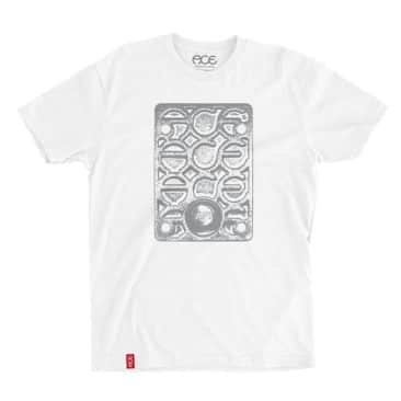 ACE - Baseplate T-Shirt White