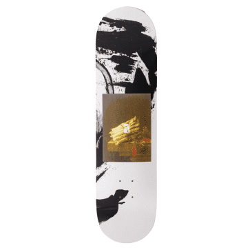 """Poetic Collective - Poetic Collective Half and Half #2 Skateboard Deck 