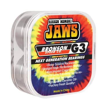 Bronson Speed Co Jaws Pro G3 Bearings