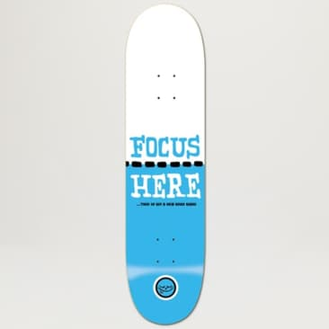 Roger Skate Co. Focus Here (Assorted Sizes)