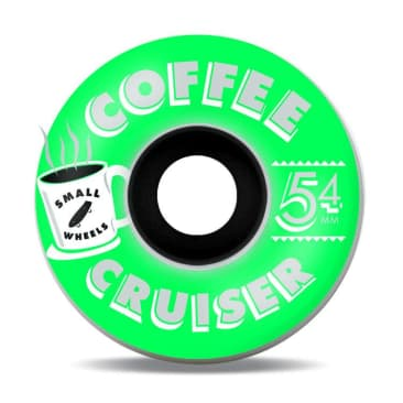 sml. Wheels Coffee Cruiser Cringle 78a Skateboard Wheels - 54mm