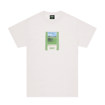 Hockey - Looking Glass T-Shirt - Natural