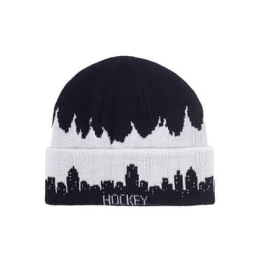 Hockey Lights Out Beanie