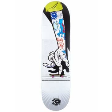 Foundation Bratrud Push Skateboard Deck