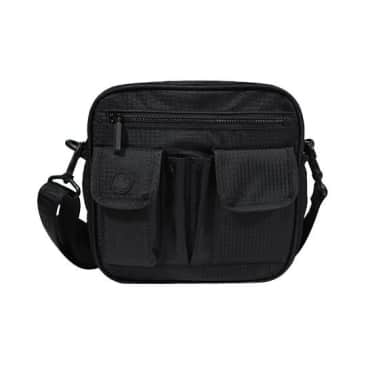 The BumBag Co - Staple Utility Shoulder Bag - Black